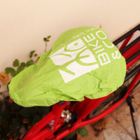 Waterproof PVC Cycling Bike Seat Saddle Cover Bicycle Parts