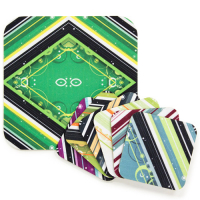 Full Colour Sublimation 5mm Felt Square Placemat Set of 7 Pieces