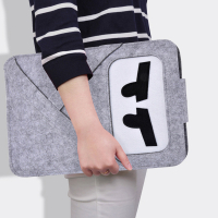 Protective Laptop Bag Felt Sleeve for Apple MacBook Air Pro Retina