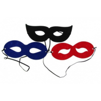 Custom Halloween Decoration Cheap Felt Party Mask Party Supplies