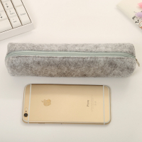 Custom Felt Creative Pencil Case Stationery Pouch Pen Bag