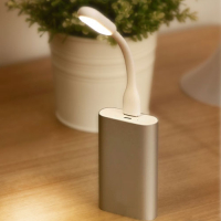 Promotional Bendable Mini Silicone USB LED Light