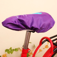210D Whole Cutting Screen Printed Exercise Bike Seat Saddle Cushion Cover
