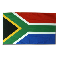 3' x 5' South African Outdoor Flag