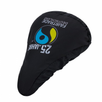 210T Custom Water Repellent Bicycle Saddle Covers-Black