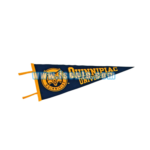 "Custom Felt Pennants Printed College Flags Personalized Bunting-12""x18"""