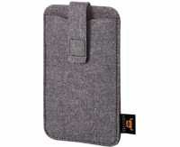 100% Merino Wool Felt Mobile Phone Bag