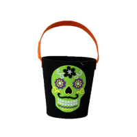 Custom Halloween Candy Basket Candy Bag Candy Bucket