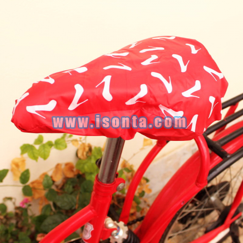 Coating 190T Polyester Waterproof Bike Bicycle Cycle Seat Cover