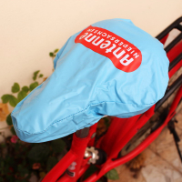 Waterproof PVC Cycling Bike Bicycle Saddle Cushion Seat Cover