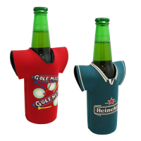 Clothing Shaped Stubby Wine Koozies Bottler Cooler