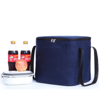 Promotional Large Lunch Box Cover Insulated Felt Thermal Cooler Storage Bag Picnic Lunch Bag
