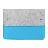 Laptop Sleeve Felt Notebook Cover Pouch-MacBook Pro Sleeve 17""