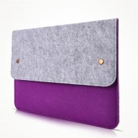 "Laptop Sleeve Felt Notebook Cover Pouch-Laptop Case 15""inch"