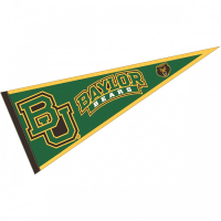 Promotional Printed Felt Advertising Pennants Handy Banners