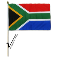 12 x 18 Inches South African Flag