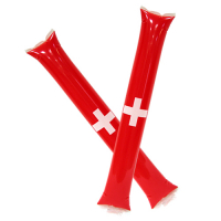 Promotional Custom Printed Inflatables Cheering Sticks Bang-Bangs -Switzerland