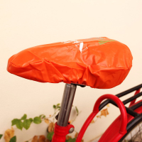 Outdoors Waterproof PVC Cycling Bike Bicycle Saddle Cushion Seat Cover