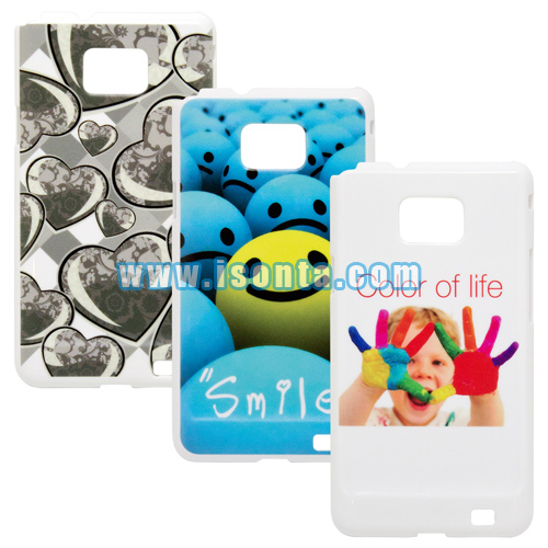 Protective Shells for Samsung Galaxy S2 with custom patterns