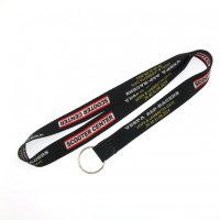 "1"" (25mm) Custom ID Lanyards with Multi-color Sublimation Imprint"