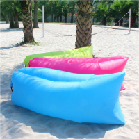 "Custom Inflatable Air Hammock Air Sofa/Beach Sofa 100"" L x 27.5"" W"