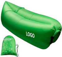Inflatable Air Hammock Sofa Lounger Couch Sleeping Bag 102''L x 27 1/2''W