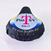 190T Full Color Polyester Water Repellent Bicycle Saddle Cover