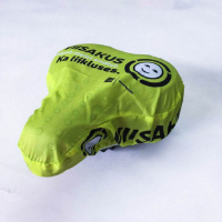 190T Polyester Full Color MTB Bicycle Bike Saddle Rain Cover
