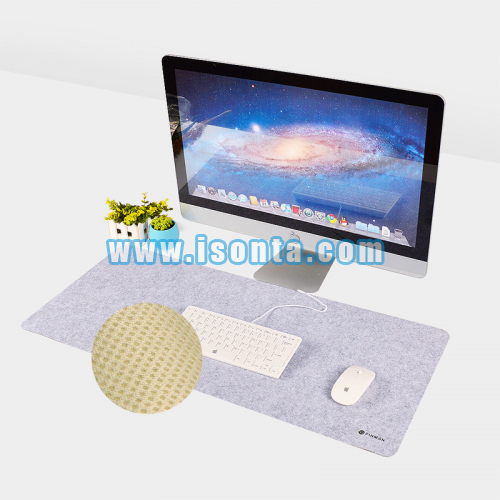 Computer Keyboard Felt Mat Large Game Mouse Pad Desktop 80cm*30cm