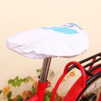 Waterproof PVC MTB Road Bike Bicycle Saddle Seat Cover