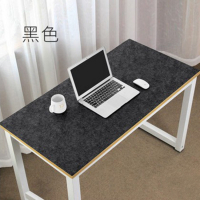 Felt Table Cover Mouse Pad Desktop Laptop Mat Mousepad 120cm*60cm