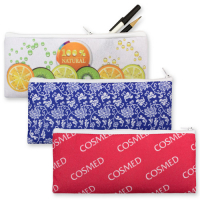 Colorful Sublimation Polyester Felt Pencil Bags