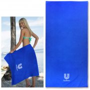 148x72cm Microfiber Two-Side Flannel Beach Towels