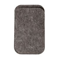 100% Merino Wool Felt Mobile Phone Bag Case 9 x 17 cm