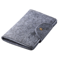 Business Case Card Holder Felt