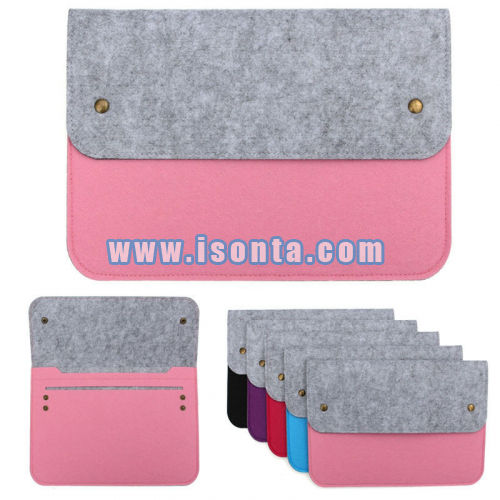 Laptop Sleeve Felt Notebook Cover Pouch-MacBook Air Sleeve 11.6""