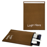 Custom Felt Document Bags with Zipper Closure