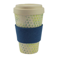 Heat Resistant Soft Felt Coffee Cup Sleeve with Customized Logo