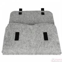 Felt Macbook Case Laptop Case with Velcro Closure 3mm thickness