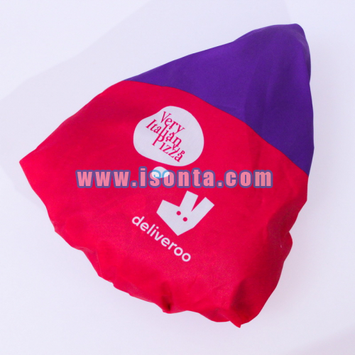 All Over Screen Printed Polyester Bicycle Bike Seat Cover-Whole Cutting
