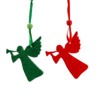 Custom Felt Hangings Christmas Ornaments Xmas Tree Decoration