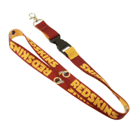 "3/4"" (20mm) Custom Dye Sublimation Full Colour Lanyards-Buckle Release"