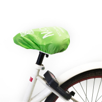 Promotional Polyester Bicycle Saddle Rain Cover